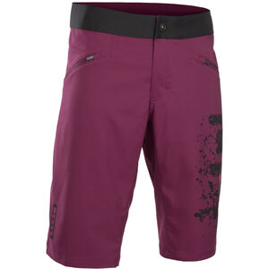 ION Scrub Bike Shorts Herren pink isover pink isover