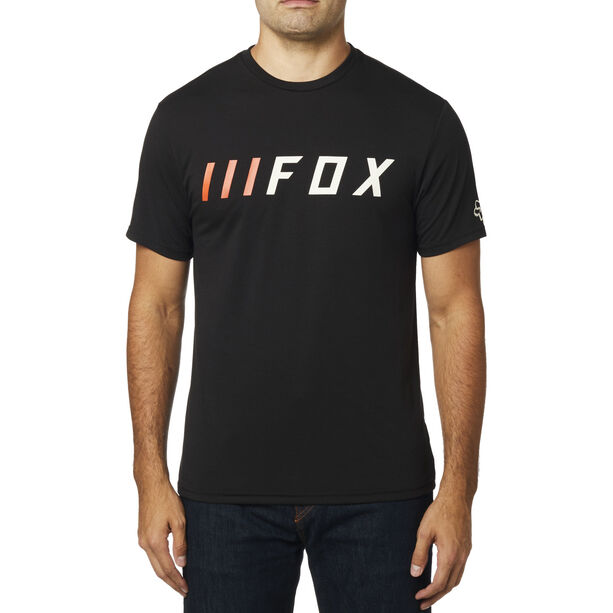 Fox Down Shift Kurzarm Tech T-Shirt Herren black