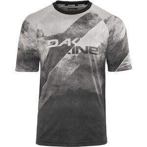 Dakine Thrillium SS Jersey Herren black/white black/white