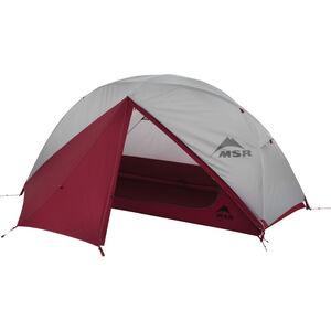 MSR Elixir 1 Tent gray/red bei fahrrad.de Online