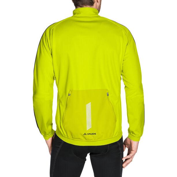 VAUDE Posta V Softshell Jacke Herren bright green