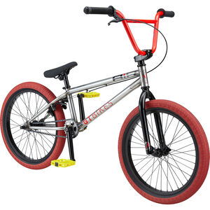 "GT Bicycles Air 20"" raw/red raw/red"