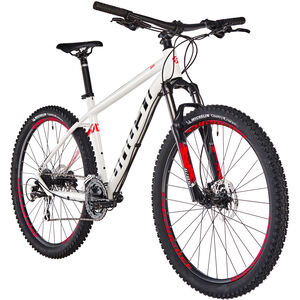 "Ghost Kato 3.7 AL 27,5"" star white/night black/fiery red bei fahrrad.de Online"