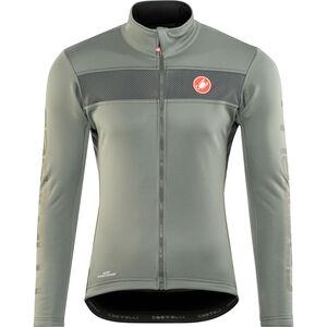 Castelli Raddoppia Jacket Men forest gray bei fahrrad.de Online