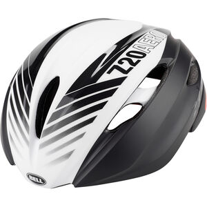 Bell Z20 Aero MIPS Helmet matte/gloss black/white/crimson matte/gloss black/white/crimson