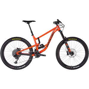 Santa Cruz Nomad 4 AL S-Kit orange bei fahrrad.de Online