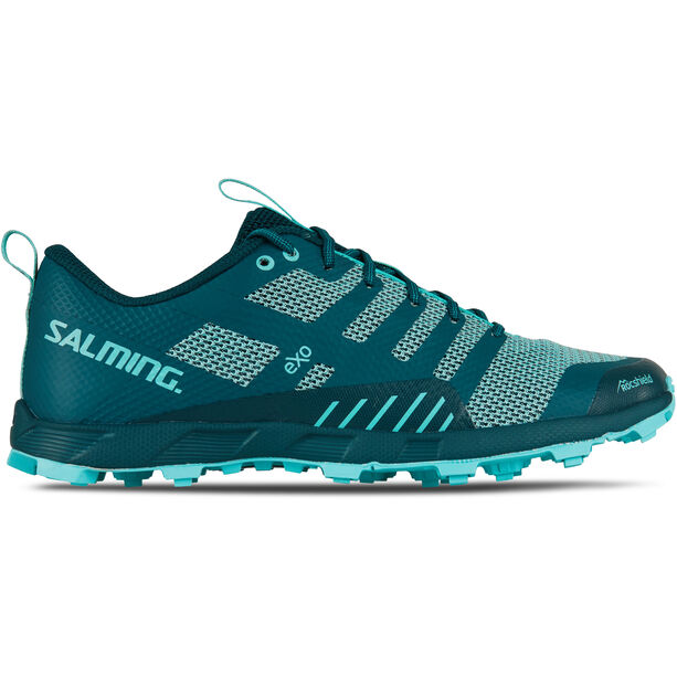 Salming OT Comp Shoes Damen deep teal/aruba blue