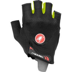 Castelli Arenberg Gel 2 Gloves Herren black/yellow fluo black/yellow fluo
