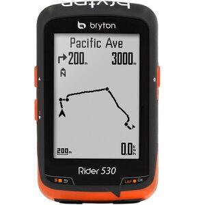 Bryton Rider 530E Fahrradcomputer schwarz bei fahrrad.de Online