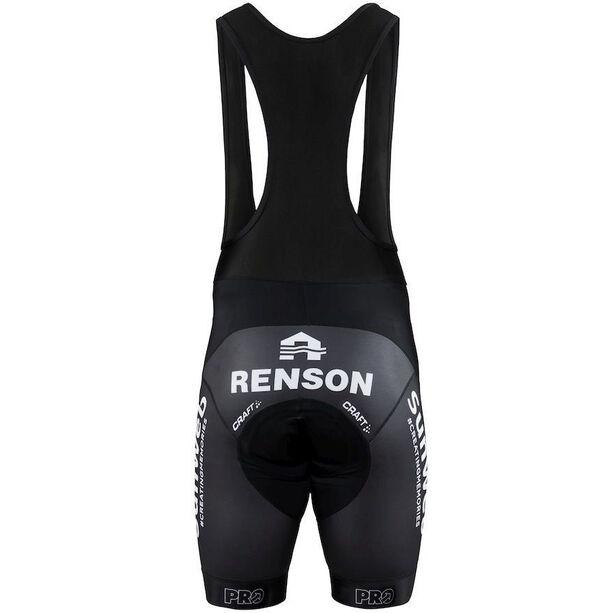 Craft Team Sunweb Replica Bib Shorts Herren black