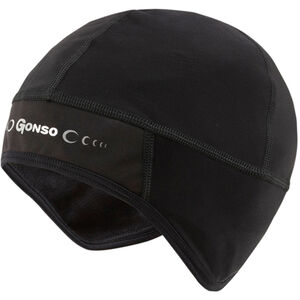 Gonso Thermo-Helmmütze black black