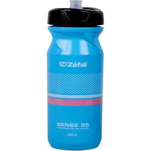 Zefal Sense Trinkflasche 650ml cyan cyan