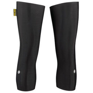 assos Knee Warmers black series black series