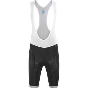 Shimano Aspire Bib Shorts Men Black/White bei fahrrad.de Online