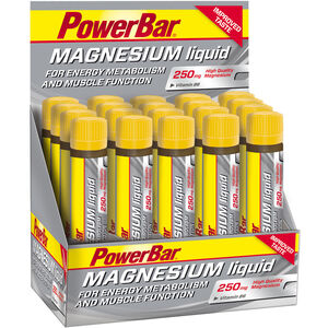 PowerBar Magnesium Liquid 20x25ml Citrus