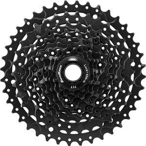 SunRace CSM980 9AX Kassette 9-fach black black