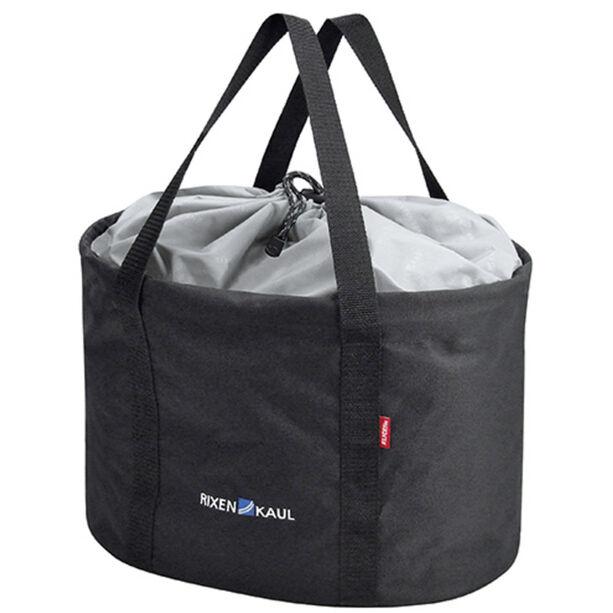 KlickFix Shopper Pro Fahrradtasche schwarz