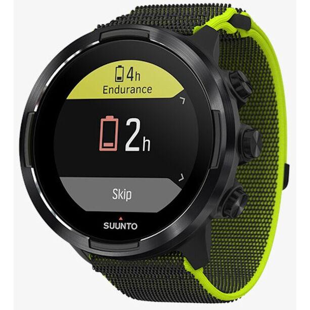 Suunto Suunto 9 Baro Multisport-GPS-Uhr lime