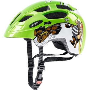 UVEX Finale Helmet Kinder green pirate green pirate