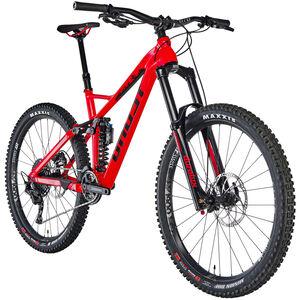 "Ghost FR AMR 4.7 AL 27,5"" riot red/night black bei fahrrad.de Online"