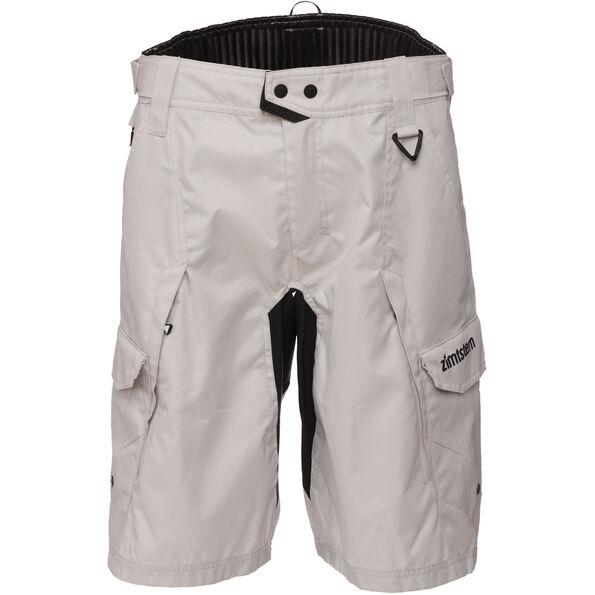 Zimtstern Targaz Bike Shorts light grey