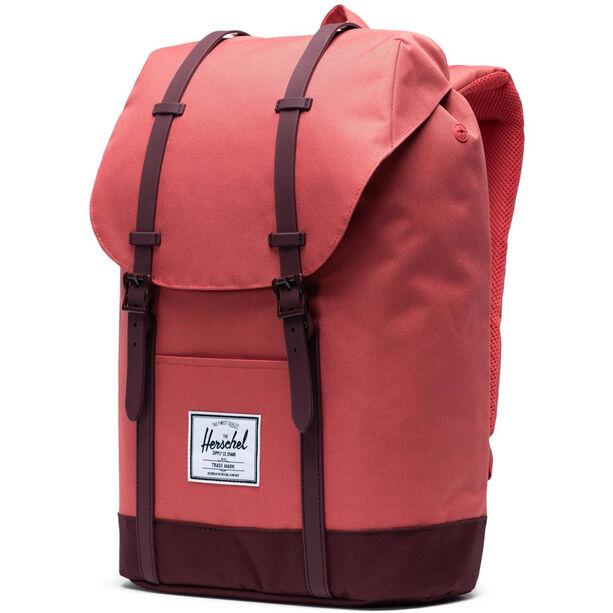 Herschel Retreat Backpack 19,5l mineral red/plum
