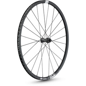 "DT Swiss E 1800 Spline 23 DB VR 29"" Alu CL 100/12mm TA schwarz"