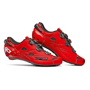 Sidi Shot Shoes Herren matt red matt red