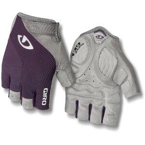 Giro Strada Massa Gel Gloves Damen dusty purple/white dusty purple/white