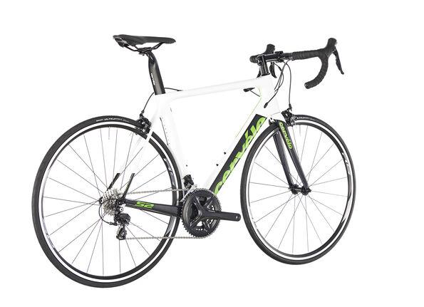 Cervelo S2 105 white/green
