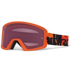 Giro Tazz MTB Goggles lava, vivid trail/clear lava, vivid trail/clear