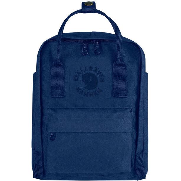 Fjällräven Re-Kånken Mini Backpack Kinder midnight blue