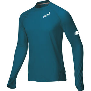 inov-8 Base Elite LS Baselayer Herren blue/green blue/green