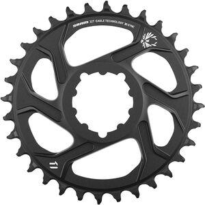 SRAM X-Sync 2 Kettenblatt Direct Mount/Aluminium 12-fach schwarz bei fahrrad.de Online