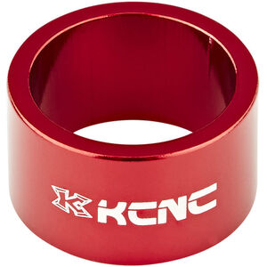 "KCNC Headset Spacer 1 1/8"" 20mm rot rot"