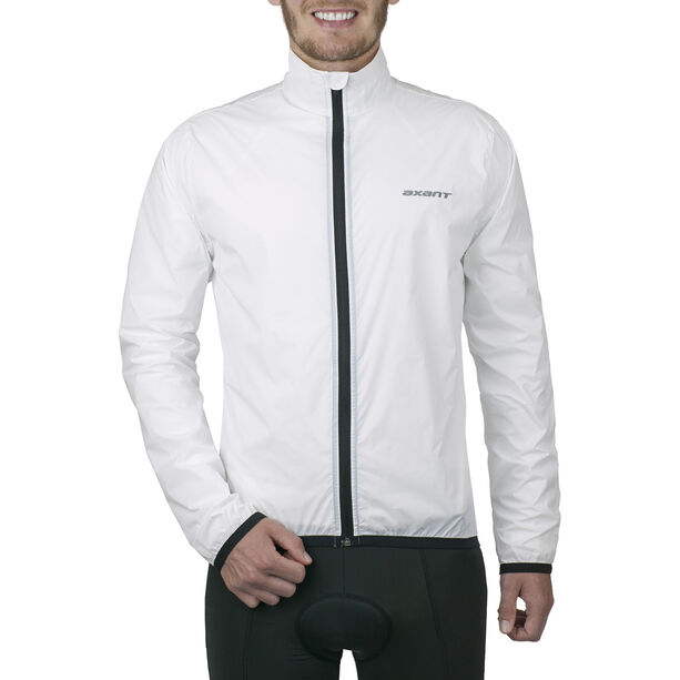 axant Elite Windjacke Herren transparent