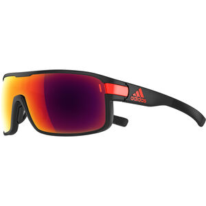 adidas Zonyk Glasses L coal matt/red coal matt/red