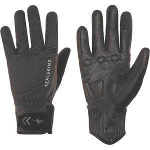 Sealskinz All Weather Cycle XP Handschuhe Herren schwarz schwarz