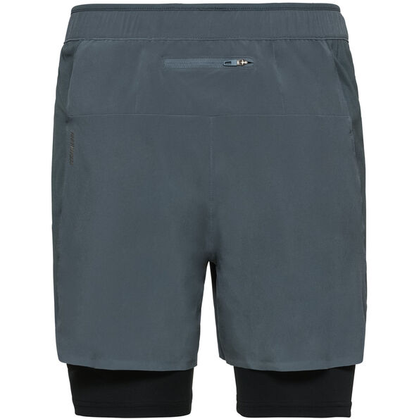 Odlo Zeroweight Ceramicool PRO 2-in-1 Shorts