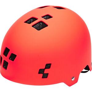 Cube Dirt Helmet flashred bei fahrrad.de Online