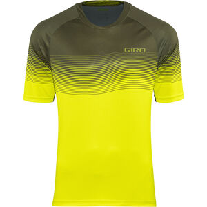 Giro Roust MTB Jersey Herren citron green heatwave citron green heatwave