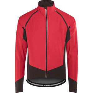 Löffler Milano WS Superlite Bike Zip-Off Jacke Herren rot