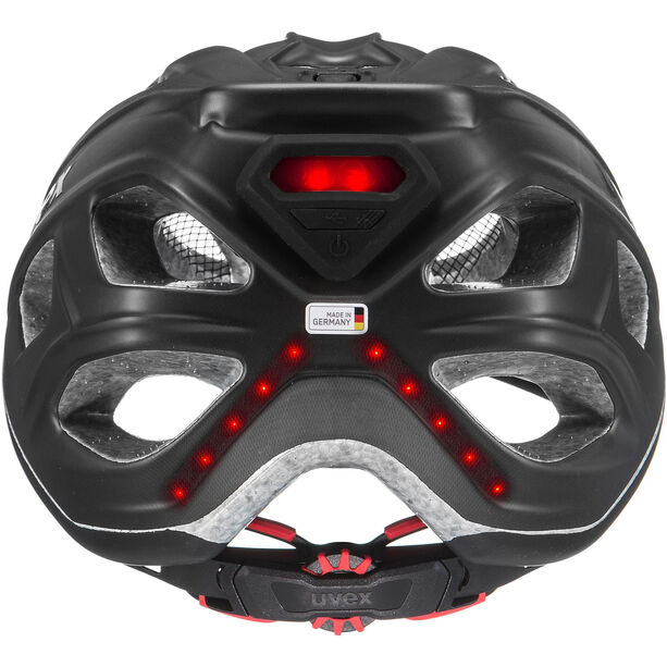 UVEX City Light Helmet anthrazit matt