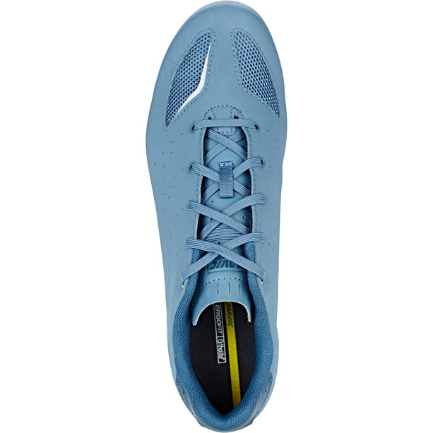 Mavic Allroad Elite Shoes Herren teal/majolica blue/sulphur