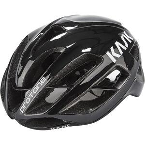 Kask Protone Helm schwarz schwarz