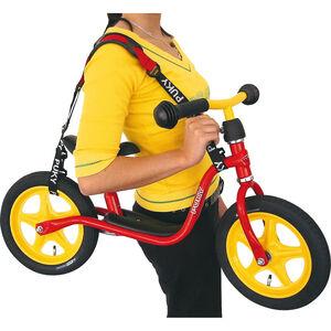 Puky TG Tragegurt für Laufräder schwarz/rot bei fahrrad.de Online