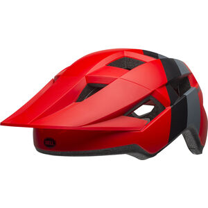Bell Spark Helmet downdraft matte crimson/black downdraft matte crimson/black