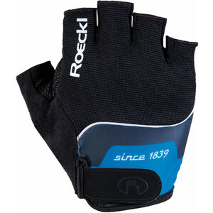 Roeckl Nano Handschuhe schwarz/blau bei fahrrad.de Online