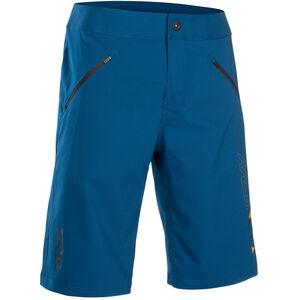 ION Traze Bike Shorts Herren ocean blue ocean blue