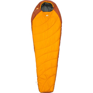 Millet Baikal 1100 Long Sleeping Bag acid orange acid orange